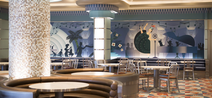 中央大道咖啡餐館的圖像2