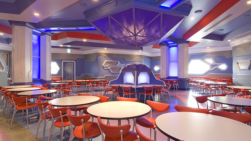 gambar Tomorrowland Terrace
