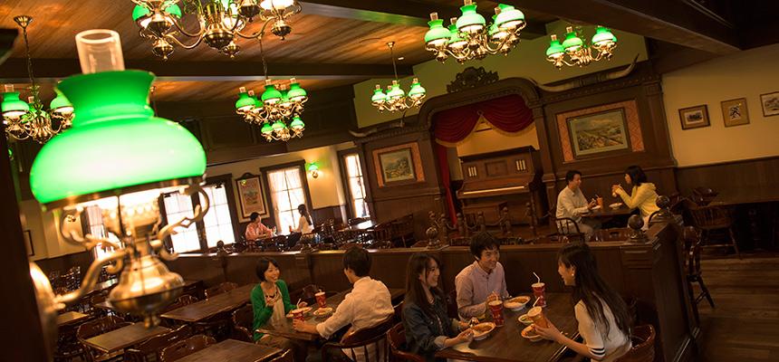 ハングリーベア・レストランのイメージ3