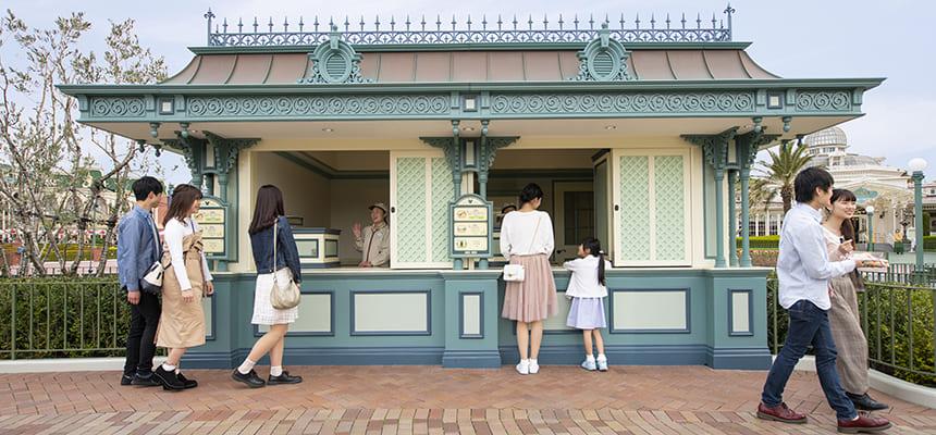 """餐饮小铺(位于""""探险乐园""""一侧)的图像1"""