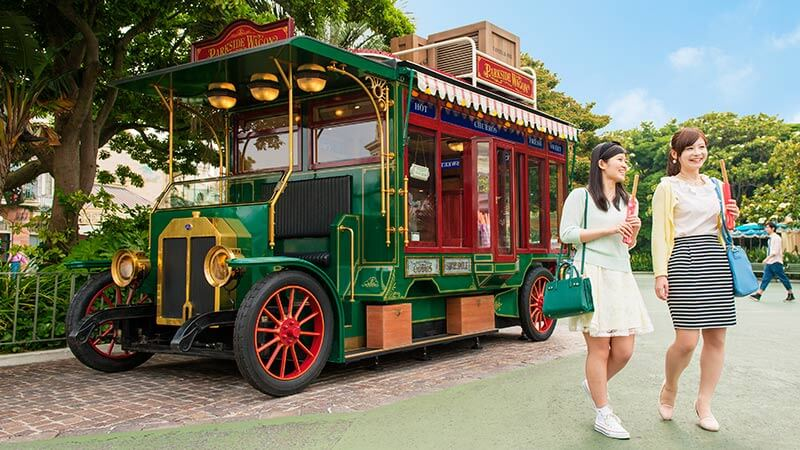 gambar Parkside Wagon
