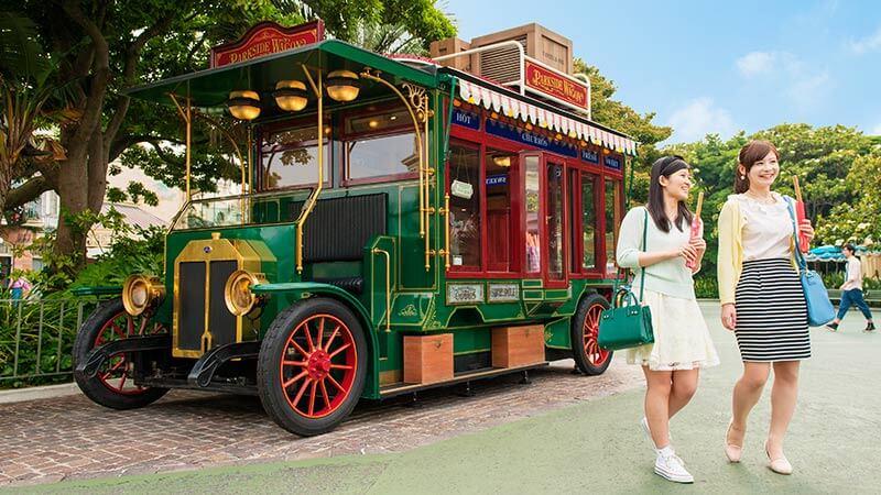 image of Parkside Wagon