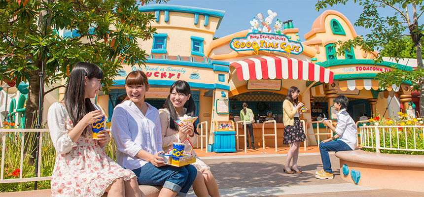image of Huey, Dewey and Louie's Good Time Cafe1