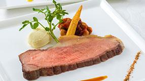 블루바이유 레스토랑のメニューイメージ