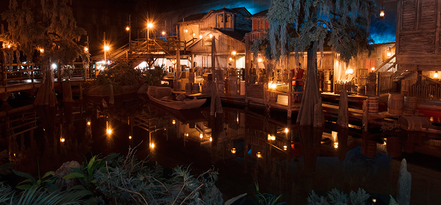 image of Blue Bayou Restaurant2