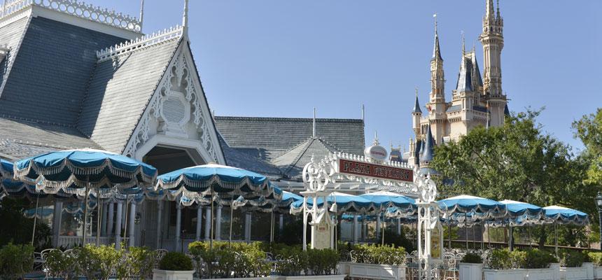 广场楼阁餐厅的图像1