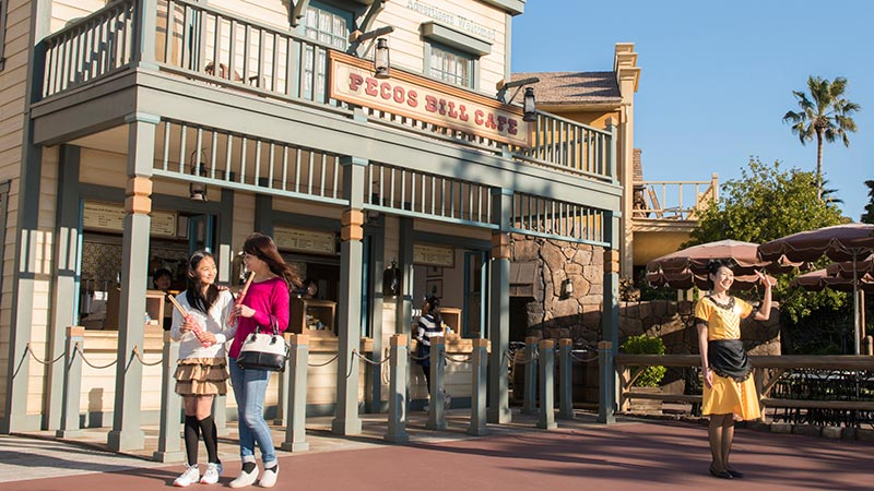 image of Pecos Bill Cafe