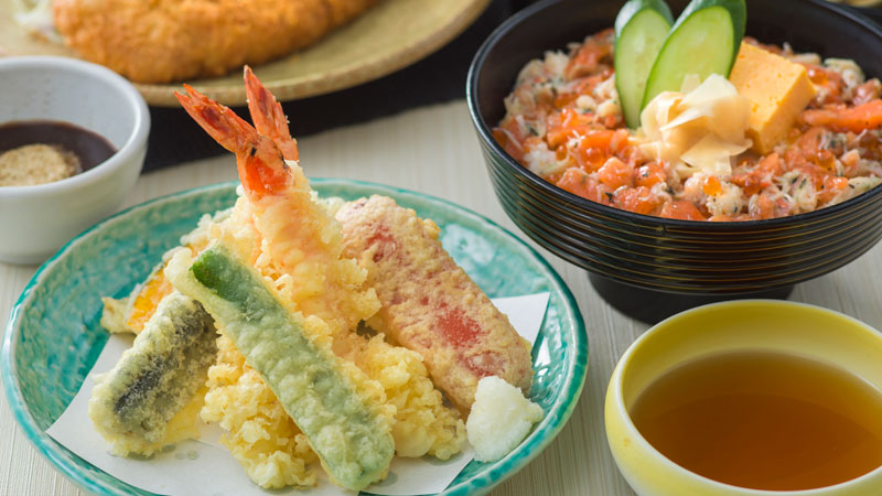 Restaurant Hokusaiのメニューイメージ