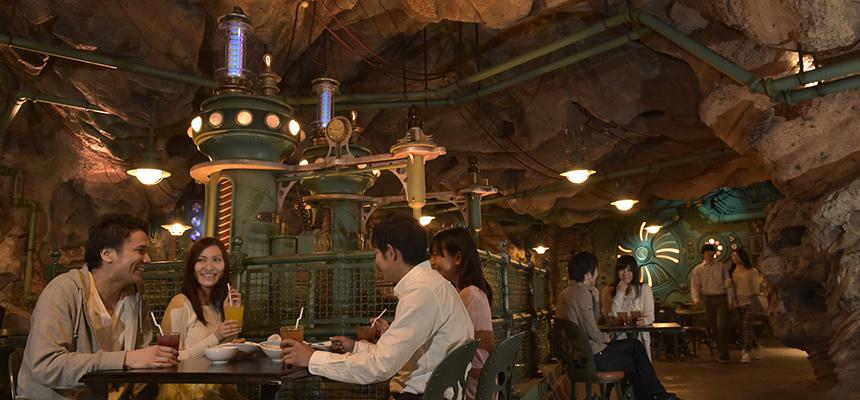 ヴォルケイニア・レストランのイメージ2