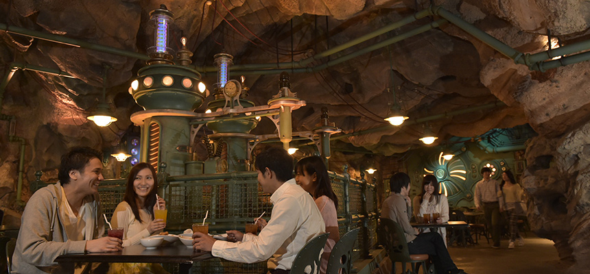 image of Vulcania Restaurant2