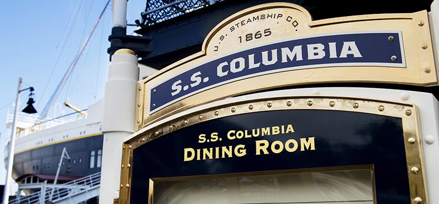 S.S.コロンビア・ダイニングルームのイメージ3