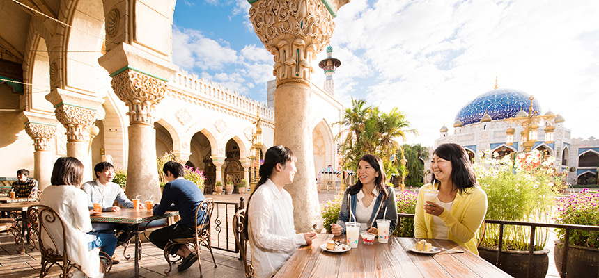 image of Casbah Food Court1