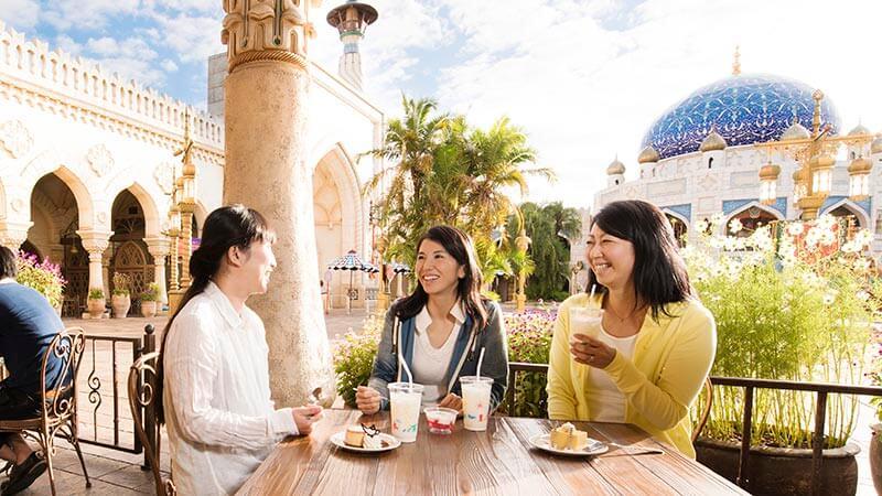 gambar Casbah Food Court