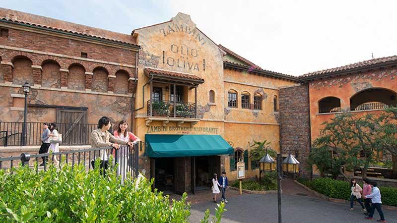 尚比尼兄弟餐廳的圖像