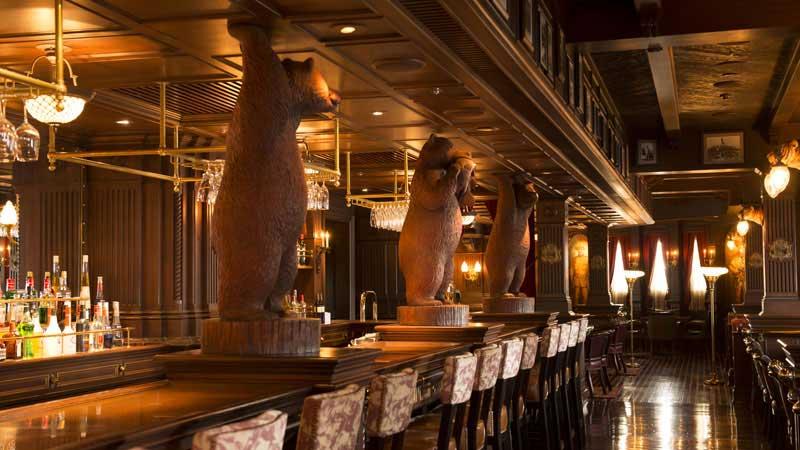 gambar The Teddy Roosevelt Lounge