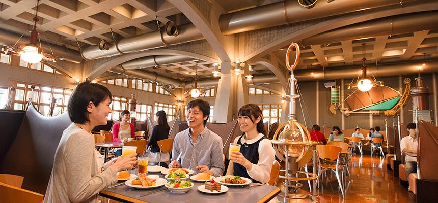 公式】ホライズンベイ・レストラン|東京ディズニーシー|東京