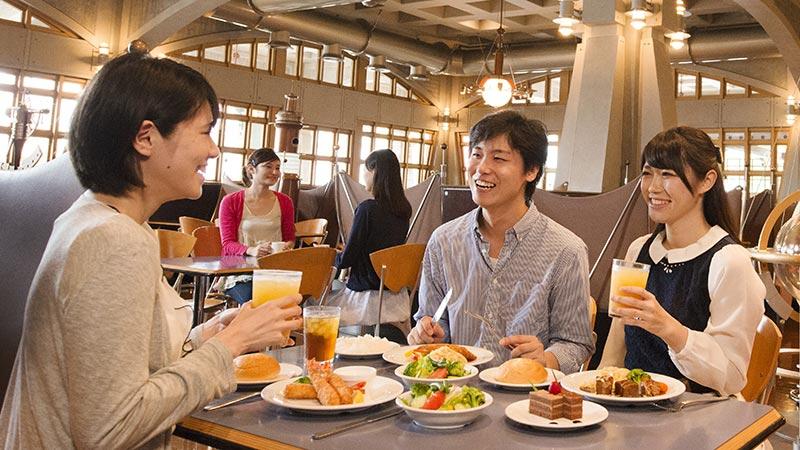 水平線海灣餐廳的圖像