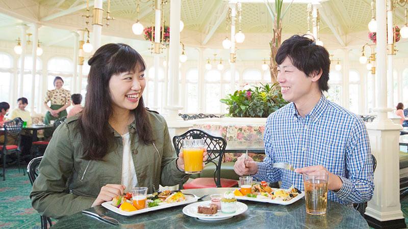 水晶宫餐厅的图像