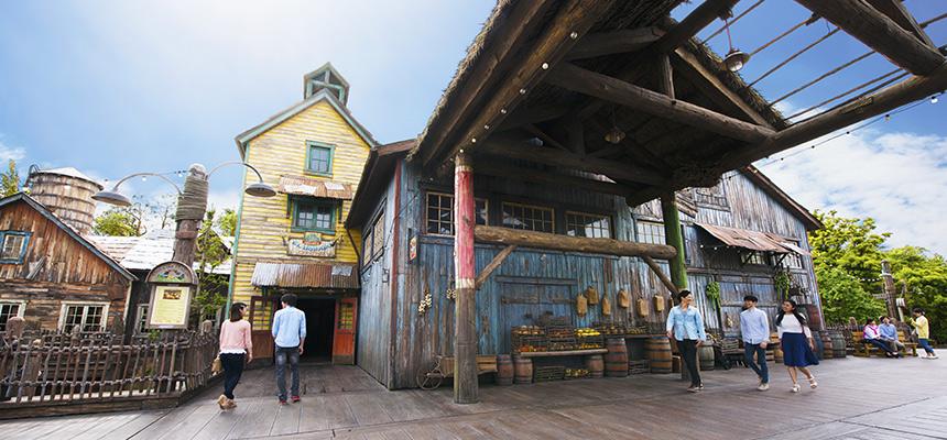 米格勒黃金國快餐中心的圖像1