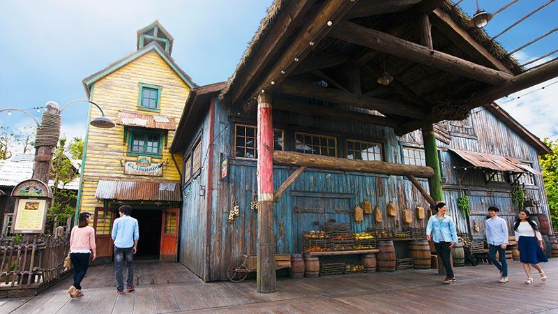米格勒黃金國快餐中心的圖像
