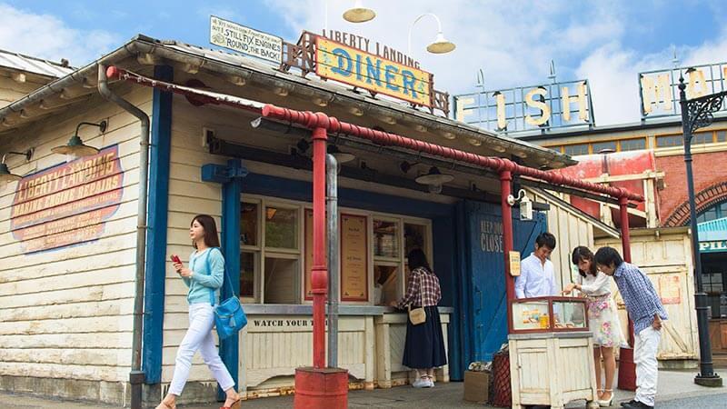 gambar Liberty Landing Diner