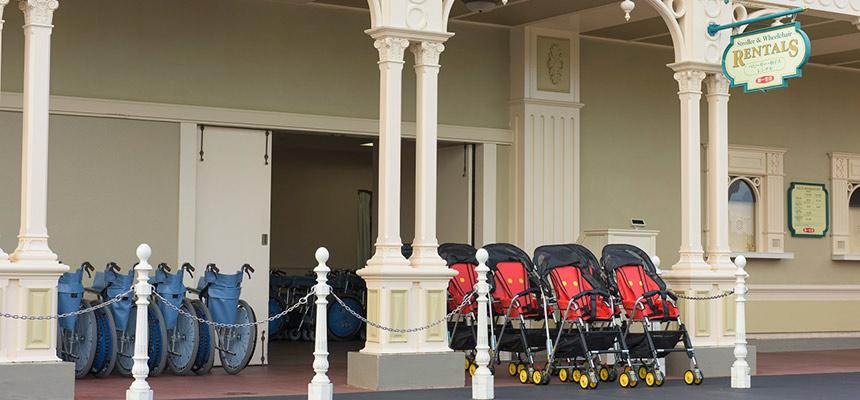 婴儿车&轮椅出租的图像2