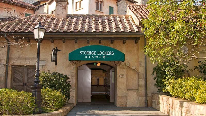 image of Storage Lockers