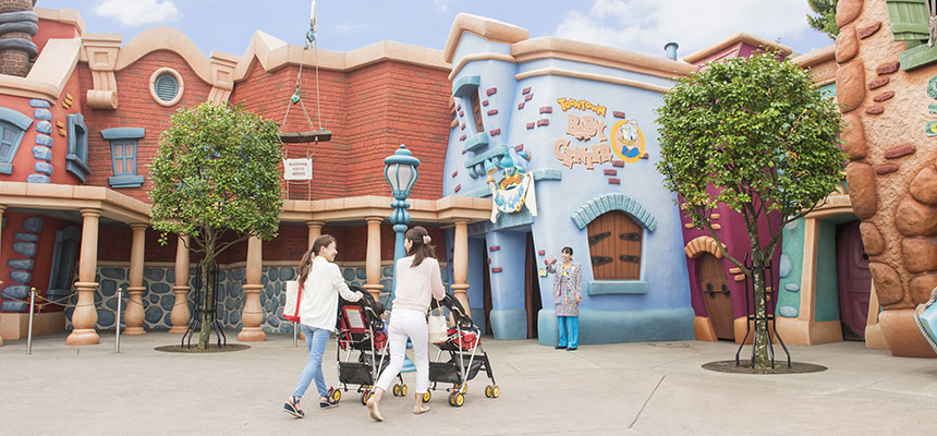 image of Toontown Baby Center1