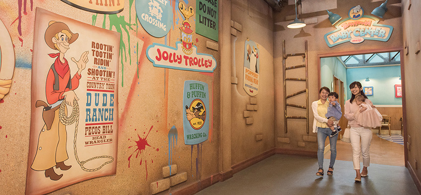 image of Toontown Baby Center3