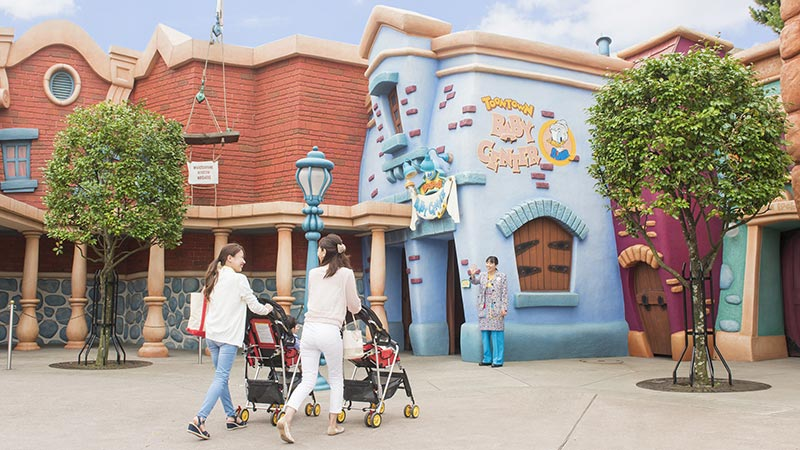 image of Toontown Baby Center