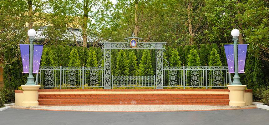 紀念照庭園的圖像1