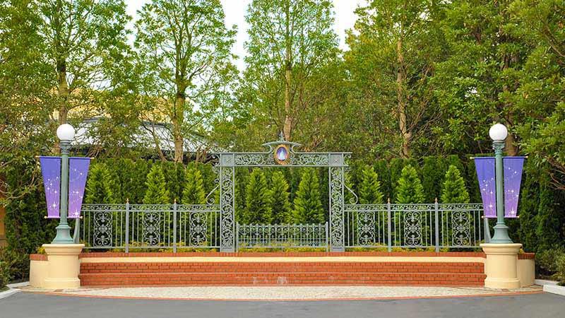 纪念照庭园的图像