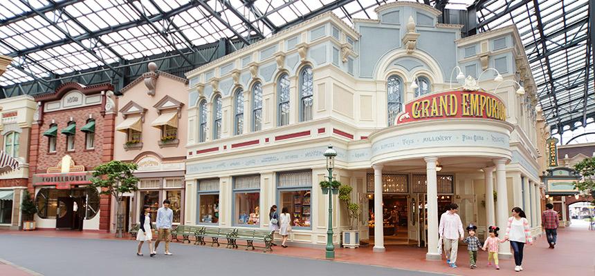 格蘭恩波商場的圖像1