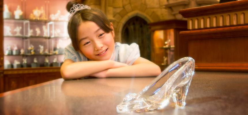 ガラスの靴(制作物)※ガラス製品のイメージ3