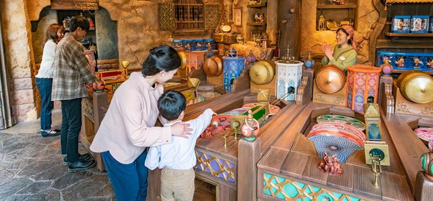 gambar Abu's Bazaar1