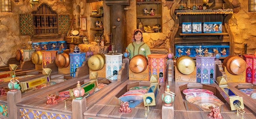 image of Abu's Bazaar2