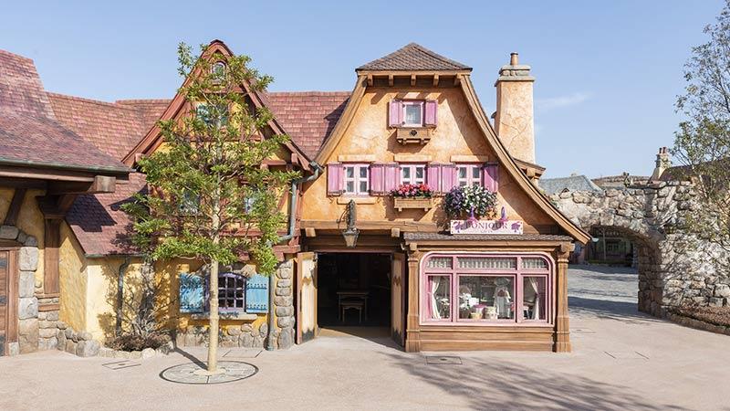 【9 月 28 日隆重登場】 村莊商舖的圖像