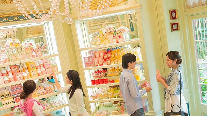 香水小店的圖像
