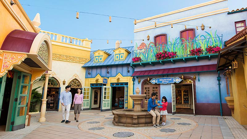 image of Adventureland Bazaar