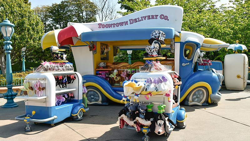 gambar Toontown Delivery Company