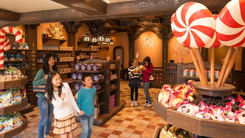 快樂島糖果店的圖像