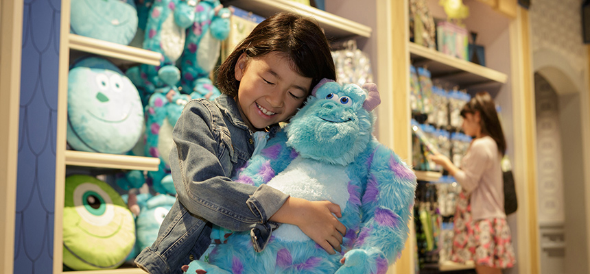 image of Monsters, Inc. Company Store3