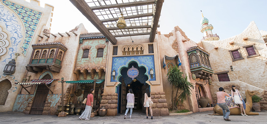 image of Agrabah Marketplace1