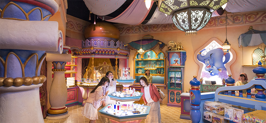 image of Agrabah Marketplace2