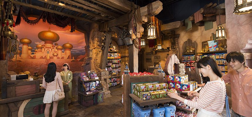 image of Agrabah Marketplace3