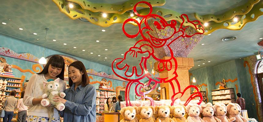 迪士尼商场的图像1