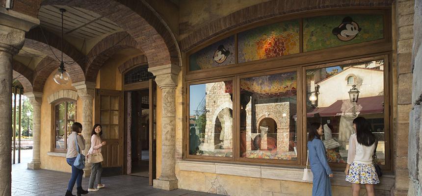 image of Galleria Disney2