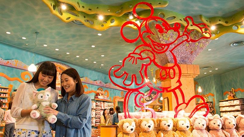 迪士尼商场的图像