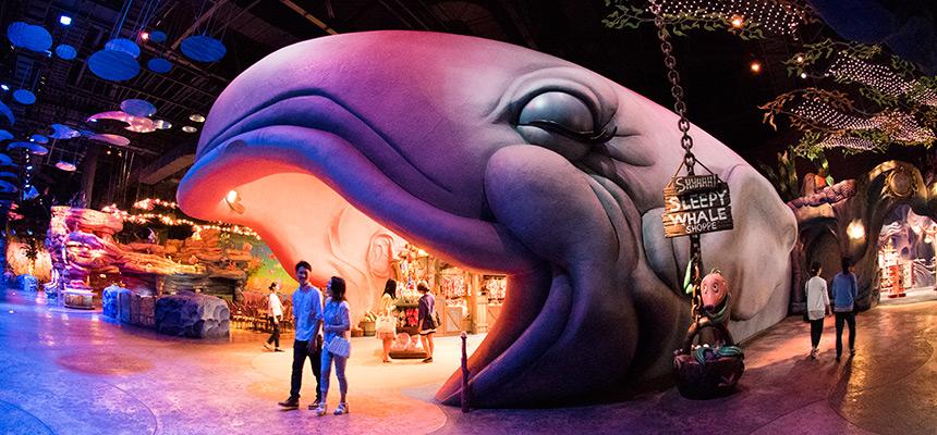 睡鯨商店的圖像1