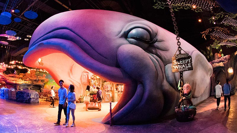 睡鲸商店的图像